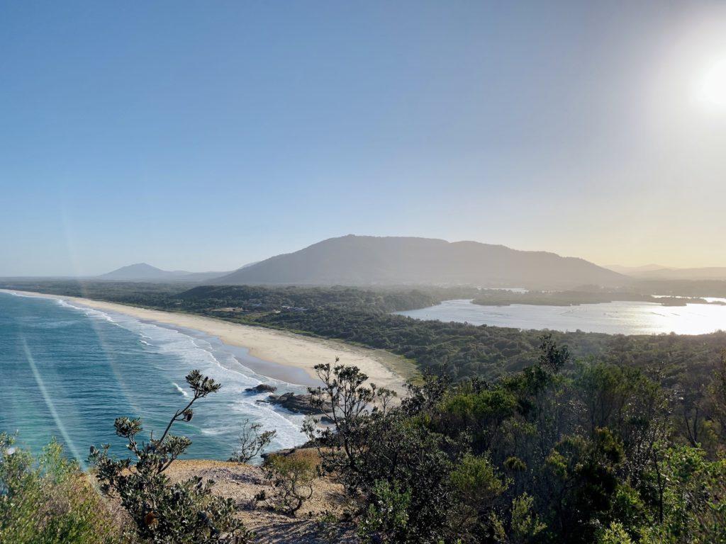 Kattang Nature Reserve NSW Australia