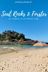 Seal Rocks & Forster Blog Article