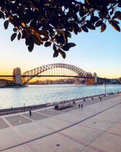 Sydney pendant le coronavirus