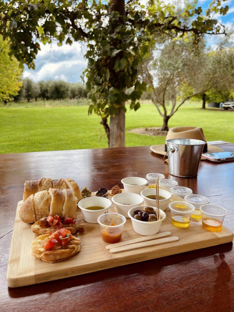 The Olive Nest & 1838 Wines Mudgee